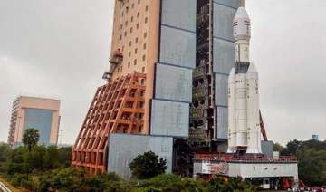 india readies to launch gsat 6 with isro s...