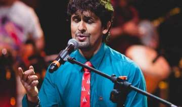 sonu nigam banned by a tv channel for supporting...