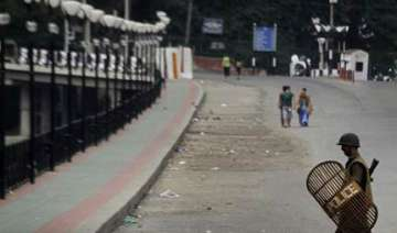 one dead in clashes in kashmir omar meets injured...