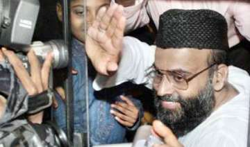 madani stands isolated - India TV