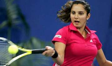 sania to lead women s team at cwg - India TV