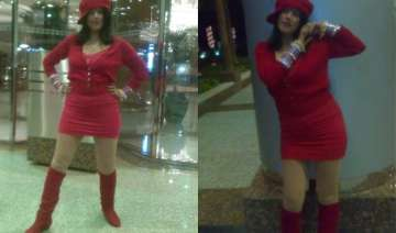 obscene pictures of radhe maa go viral on social...