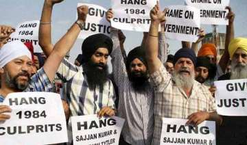 1984 riots court notice to cbi on victims protest...