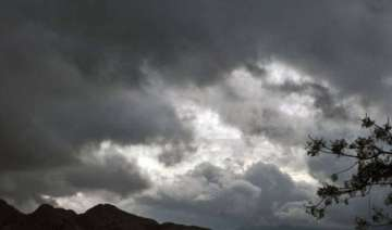 heavy rains and thunderstorms forecast in jammu...