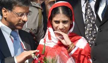 another family in up claims geeta is their...