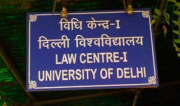 delhi university to shift law faculty campus -...