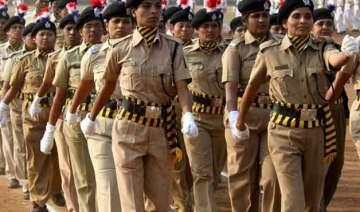 first time itbp to post women at border posts...