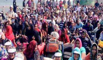 two indian ships with 484 evacuees arrive from...