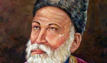remembering mirza ghalib on his 147th death...