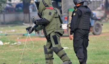 over 100 live bombs found in west bengal s...