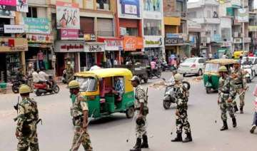 quota row tension eases curfew relaxed in...