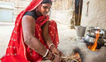 67 of rural households still use firewood - India...