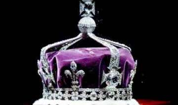give us back our kohinoor india tells uk - India...
