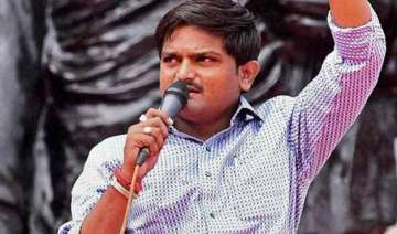 court sends hardik patel to police custody for...