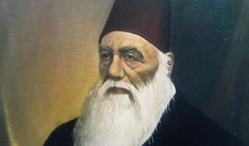 remembering sir syed ahmed khan the great...