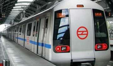 nepal quake tremors felt in delhi metro services...