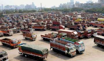 truckers nationwide strike against toll hits...
