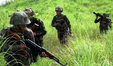 infiltration bid foiled near loc - India TV