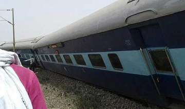 muri express derailment 3 trains cancelled...