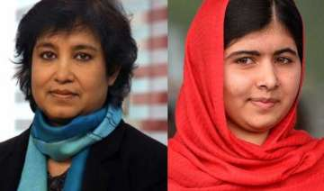 taslima nasreen says west loves moderate muslims...