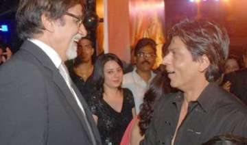 amitabh bachchan wishes a speedy recovery for srk...