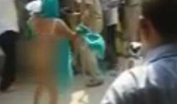 dalit family resorts to nude protest after...
