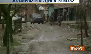 2 security personnel killed in encounter with...