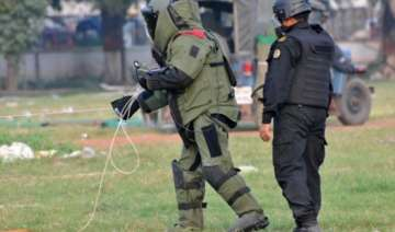 two bodo insurgents killed 10 crude bombs found -...