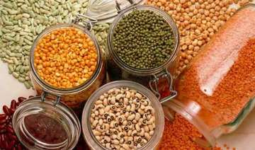 over 82 000 tonnes of pulses seized - India TV