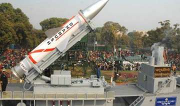 nuclear capable dhanush missile successfully test...