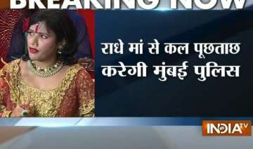 radhe maa does not get relief from court faces...