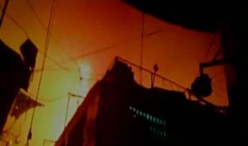 major fire in south mumbai s crawford market -...