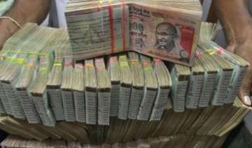 currency note bundles found in vyapam office -...