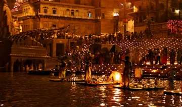 hundreds clean ganga ghats in four states - India...