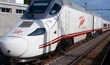 high speed talgo train to undertake trial run on...