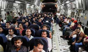yemen two ai air sorties to evacuate 351 total...