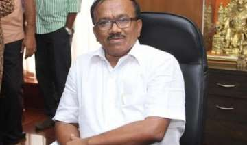 goa ducks queries on dropping convicted minister...