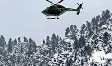 avalanche warning issued in jammu and kashmir -...