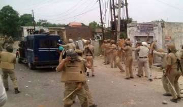 army stages flag march in samba 14 injured in...