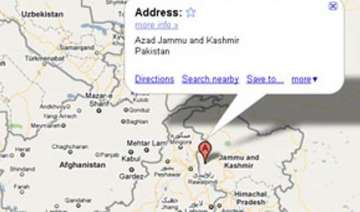 govt notice to google for showing pok as part of...
