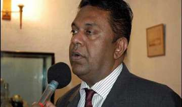 lankan foreign minister arrives on first foreign...