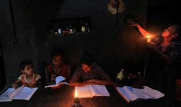 96 villages electrified but only 69 of homes have...