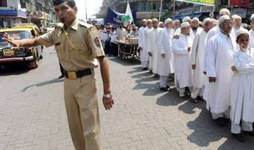 mumbai cops thrash two muslim youths ask them to...