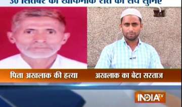 dadri lynching victim s son appeals not to...