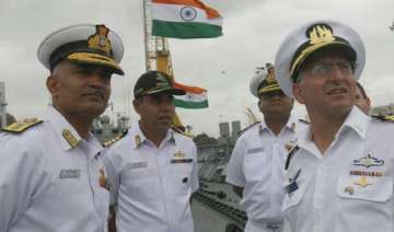 israeli navy chief visits western naval command...