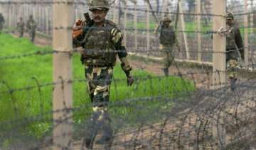 bsf guns down four alleged drug smugglers in...