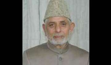 second attack on nc mla s residence in sopore -...