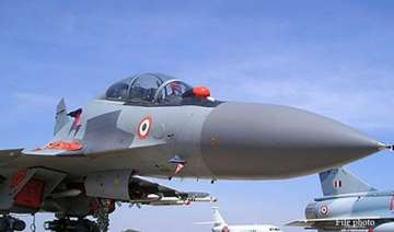 overhauled sukhoi 30 handed over to iaf - India TV