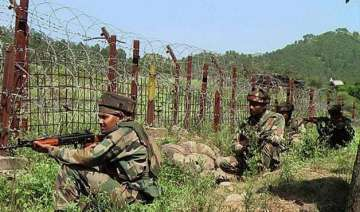 pakistan ceasefire violations continue for fifth...