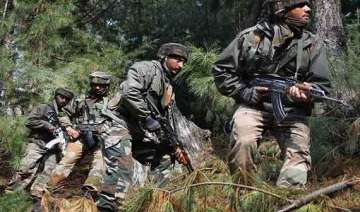 pakistan troops violate ceasefire second time in...
